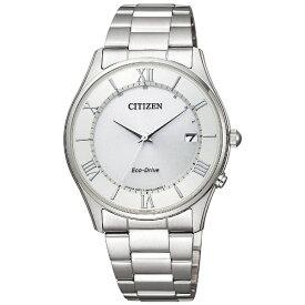 シチズン CITIZEN [ソーラー電波時計]シチズンコレクション 「エコ・ドライブ電波時計」 AS1060-54A