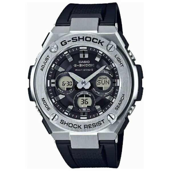 【送料無料】 カシオ G-SHOCK(G-ショック) 「G-STEEL (Gスチール) MULTI BAND 6」 GST-W310-1AJF