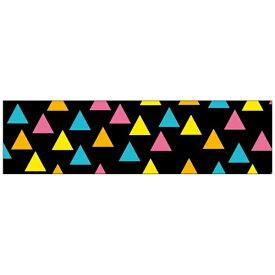 ワールドクラフト world craft マスキングテープ 15mm(ブラックサンカク) W02-MK-T0023[W02MKT0023]
