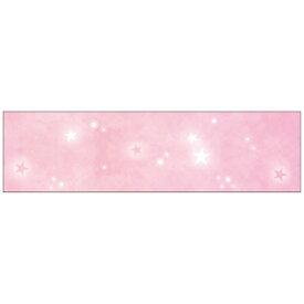 ワールドクラフト world craft マスキングテープ 15mm(水彩 ピンク) W02-MK-T0041[W02MKT0041]