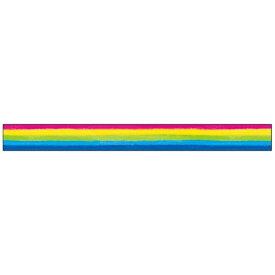 ワールドクラフト world craft マスキングテープ 4mm(虹) W02-MK-T0074[W02MKT0074]
