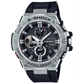 カシオ CASIO G-SHOCK(G-ショック) 「G-STEEL (Gスチール) 」 GST-B100-1AJF[GSTB1001AJF]【point_rb】
