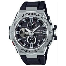 カシオ CASIO G-SHOCK(G-ショック) 「G-STEEL (Gスチール) 」 GST-B100-1AJF[GSTB1001AJF]
