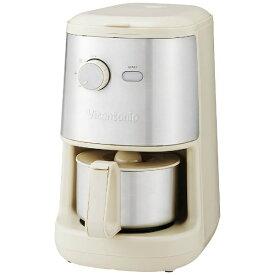 ビタントニオ Vitantonio VCD-200 コーヒーメーカー アイボリー [全自動 /ミル付き][VCD200I]
