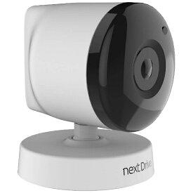 NextDrive ネクストドライブ DGHFWNUJY3 ネットワークカメラ NextDrive Cam [無線][DGHFWNUJY3]