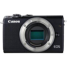 キヤノン CANON EOS M100 ミラーレス一眼カメラ ブラック [ボディ単体][EOSM100BKBODY]