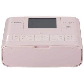 キヤノン CANON CP1300 フォトプリンター SELPHY (セルフィー) ピンク[CP1300PK]【プリンタ】
