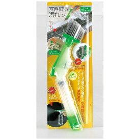 コジット COGIT ペットボトル使用加圧掃除ブラシ ジェット水圧ブラシ グリーン[ヨゴレスッキリジェットスイアツブラ]