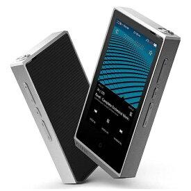 COWON コウォン デジタルオーディオプレーヤー PLENUE R Polaris Silver PR128GSL [128GB /ハイレゾ対応][PR128GSL]