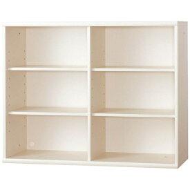 小島工芸 KOJIMA KOUGEI 本棚 OF−120オープンホワイト【受注生産につきキャンセル・返品不可】
