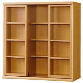 小島工芸 KOJIMA KOUGEI 本棚 OF−90スライドオープンライト【受注生産につきキャンセル・返品不可】