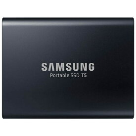SAMSUNG サムスン MU-PA2T0B/IT 外付けSSD T5シリーズ [ポータブル型 /2TB][MUPA2T0BIT]