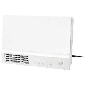 Three-up スリーアップ CHT-1736 電気ファンヒーター ポカポカ暖パワーヒート ホワイト[CHT1736]