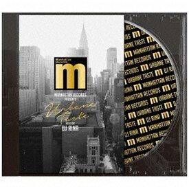 レキシントン Lexington DJ RINA(MIX)/Manhattan Records presents Urbane Taste MIXED BY DJ RINA 【CD】