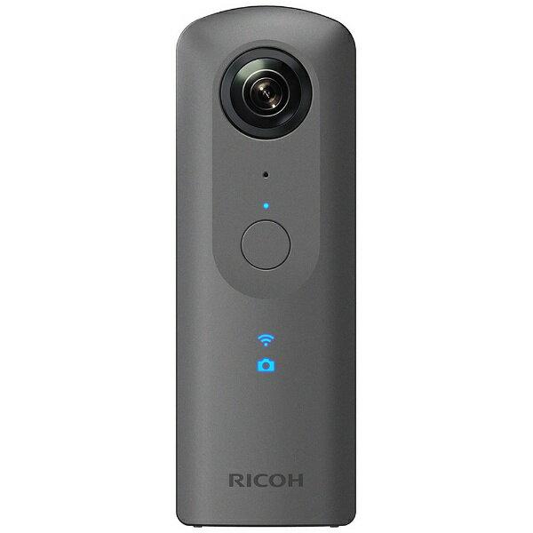 リコー RICOH コンパクトデジタルカメラ THETA V(シータ)[RICOHTHETAV]