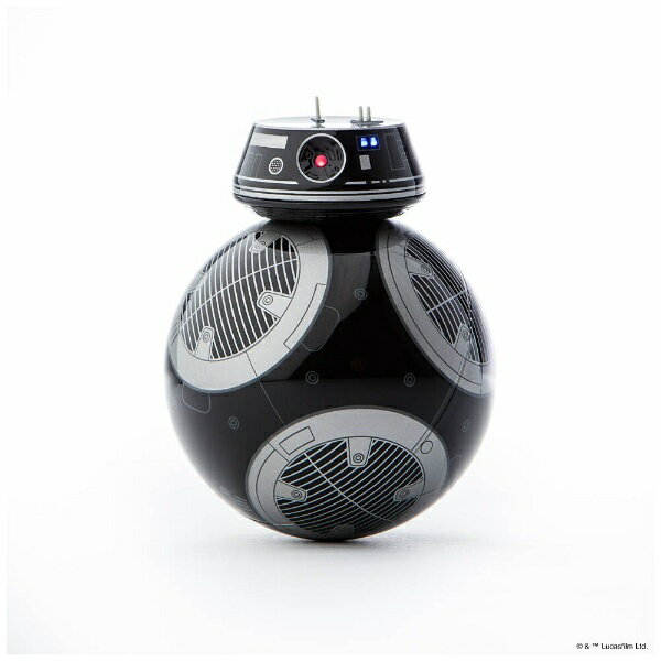 【送料無料】 SPHERO 〔ドロイド:iOS/Android対応〕 BB-9E App-Enabled Droid with Trainer VD01JPN
