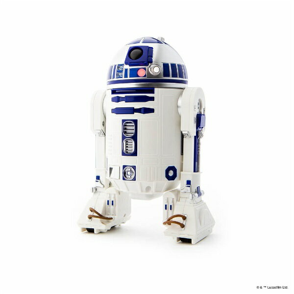 【送料無料】 SPHERO 〔ドロイド:iOS/Android対応〕 R2-D2 App-Enabled Droid R201JPN