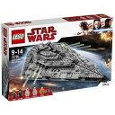 【送料無料】 レゴジャパン LEGO(レゴ) 75190 スター・ウォーズ ファースト・オーダー スター・デストロイヤー 【代金引換配送不可】