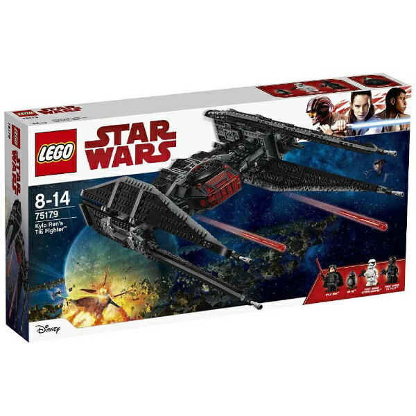 【送料無料】 レゴジャパン LEGO(レゴ) 75179 スター・ウォーズ カイロ・レンの TIE ファイター