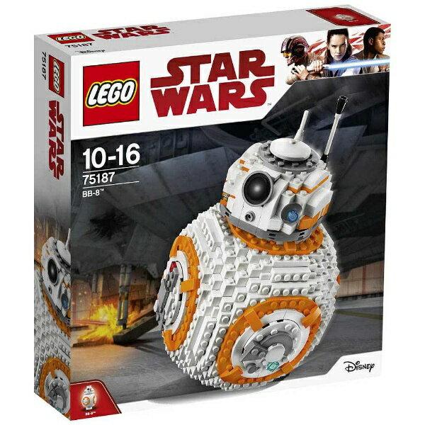 【送料無料】 レゴジャパン LEGO(レゴ) 75187 スター・ウォーズ BB-8[75187BB8] 【代金引換配送不可】