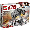 【送料無料】 レゴジャパン LEGO(レゴ) 75189 スター・ウォーズ ファースト・オーダー ヘビー・アサルト・ウォーカー 【代金引換配送不可】