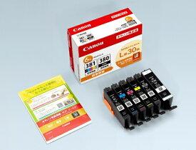 キヤノン CANON BCI-381+380/6MP 純正プリンターインク PIXUS(ピクサス) 6色マルチパック[BCI3813806MP]【wtcomo】