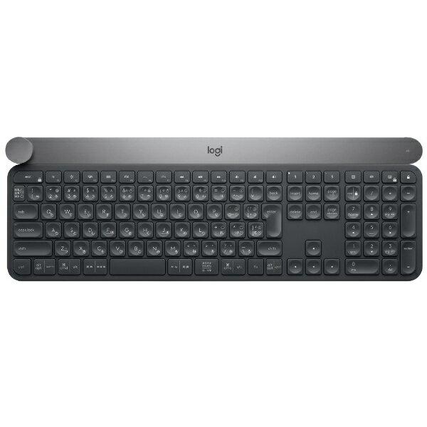 【送料無料】 ロジクール ワイヤレスキーボード[2.4GHz USB/Bluetooth・Mac/Win] KX1000s