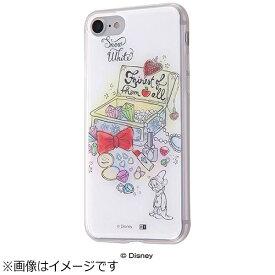 イングレム Ingrem iPhone 7用 TPUケース+背面パネル OTONA ディズニー 白雪姫11 IJ-DP7TP/SW011