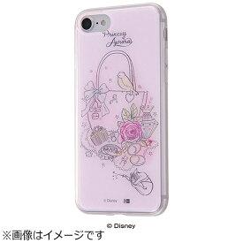 イングレム Ingrem iPhone 7用 TPUケース+背面パネル OTONA ディズニー オーロラ11 IJ-DP7TP/AU011