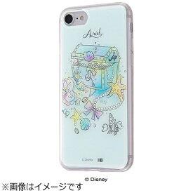 イングレム Ingrem iPhone 7用 TPUケース+背面パネル OTONA ディズニー アリエル11 IJ-DP7TP/AR011