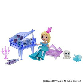タカラトミー TAKARA TOMY ディズニープリンセス リトルキングダム アナと雪の女王 エルサのコンサート
