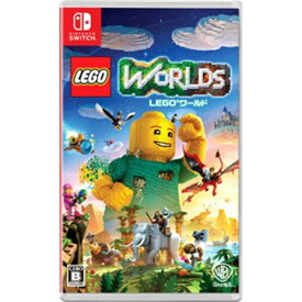 ワーナーブラザースジャパン Warner Bros. LEGOワールド 目指せマスターボルダー【Switchゲームソフト】