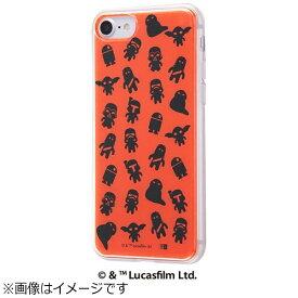 イングレム Ingrem iPhone 7用 TPUケース+背面パネル キュート STAR WARS スター・ウォーズ15 IJ-SWP7TP/SWS015