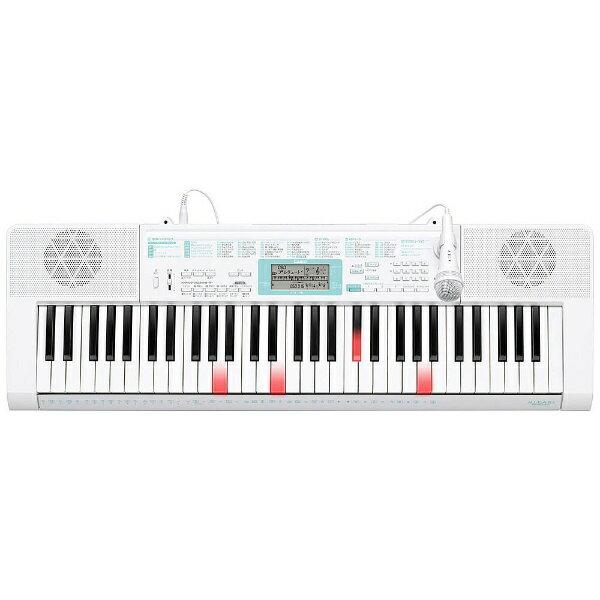 【送料無料】 カシオ 光ナビゲーションキーボード (61鍵盤) LK-128