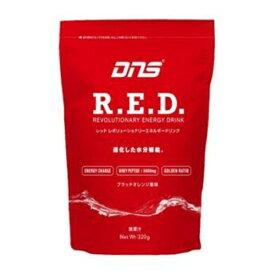 DNS DNS R.E.D. レボリューショナリーエネルギードリンク【ブラッドオレンジ風味/320g】【wtcool】