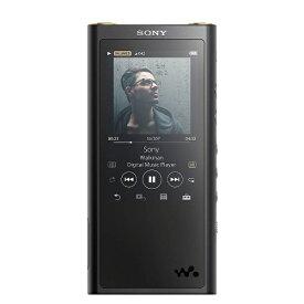 ソニー SONY ハイレゾウォークマン WALKMAN ZXシリーズ 2017年モデル[イヤホンは付属していません] NW-ZX300 BM ブラック [64GB /ハイレゾ対応][NWZX300BM]