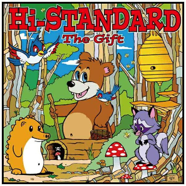 バウンディ Hi-STANDARD/THE GIFT 【CD】