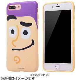 イングレム Ingrem iPhone 7 Plus用 TPUソフトケース クローズアップ ディズニー バズ・ライトイヤー IN-DP7PH/BZ