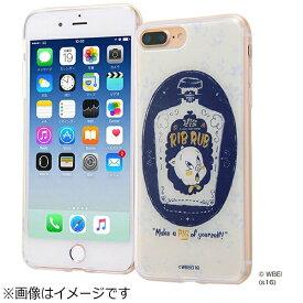 イングレム Ingrem iPhone 7 Plus用 TPUケース+背面パネル ルーニー・テューンズ アクメE IJ-WP7PTP/LN010