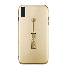 ハセプロ HASEPRO iPhone X用 スリムホルダーケース ゴールド SHC04
