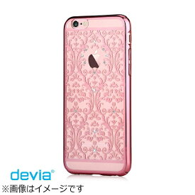 BELEX ビーレックス iPhone X用 Crystal Baroque Case ローズゴールド BXDVCS0008RG