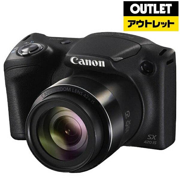 キヤノン CANON 【アウトレット品】SX420IS コンパクトデジタルカメラ PowerShot(パワーショット)【外装不良品】POWERSHOTSX420IS 【kk9n0d18p】