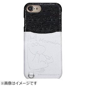 東栄 TOEI iPhone 8 ムーミンポケットケース ムーミン TOEI438