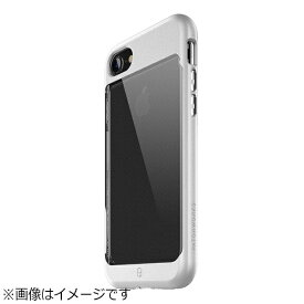 PATCHWORKS iPhone 8 Sentinel Contour Case シルバー BCTA73