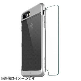 PATCHWORKS パッチワークス iPhone 8 Plus Sentinel Contour Case ガラスバンドル シルバー BCTA78G