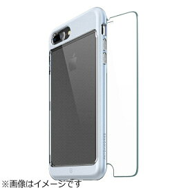 PATCHWORKS パッチワークス iPhone 8 Plus Sentinel Contour Case ガラスバンドル ブルー BCTA80G