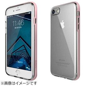 MOTOMO モトモ iPhone 8 INO Achrome Shield ローズゴールド INOASRGD