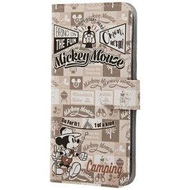 イングレム Ingrem iPhone 8 Plus ディズニーキャラクター 手帳型アートケース ミッキーマウス15 INDP7S6PMLC2MK015[INDP7S6PMLC2MK015]
