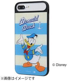 イングレム Ingrem iPhone 8 Plus ディズニーキャラクター耐衝撃ケース キャトル ドナルドダック1 IQDP76PCC3PCBDD001
