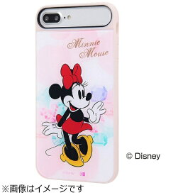 イングレム Ingrem iPhone 8 Plus ディズニーキャラクター耐衝撃ケース キャトル ミニーマウス1 IQDP76PCC3PCPMN001[IQDP76PCC3PCPMN001]